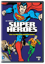 DC COMICS SUPER HEROES - THE FILMATION ADVENTURES VOLUME. 2 (DVD)