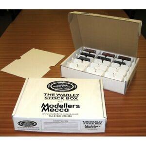 OO Gauge Model Railway Storage The Warley Stock Box Two Tier by Modellers Mecca