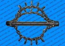 KETTENSCHLEUDERKOPF KETTENSCHLEUDER 16mm 3 Ketten mit Spikes für Rohrreinigung