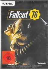 Fallout 76 - PC (Code in a Box) - Bethesda - Deutsche USK 18 Version - Neu & OVP