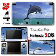 Dolphin SKIN VINYL STICKER DECAL COVER for Nintendo 3DS