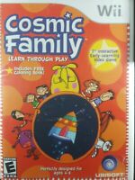 Cosmic Family For Wii