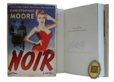 Noir a Novel by Christopher Moore Hardcover Book