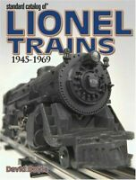 Standard Catalog of Lionel Trains, 1946-1969 by David Doyle