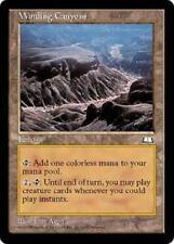 Winding Canyons PL MTG Weatherlight WE Magic Gathering