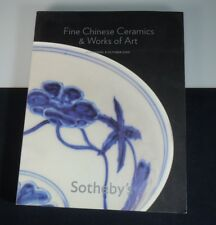 Sotheby's Chinese Fine Ceramics &Works of Art 2009 Hong Kong Auction Catalog 482