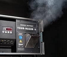 Smoke Factory Tour Hazer II-SF Black inkl. 5L original Tour Hazer Fluid