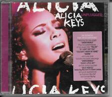 CD ALBUM 16 TITRES--ALICIA KEYS--MTV UNPLUGGED 2005