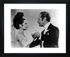 Audrey Hepburn and Rex Harrison Framed Photo CP0026