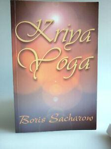 Boris Sacharow Kriya Yoga