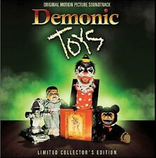 Demonic Toys Soundtrack CD Limited Edition 19CDD13