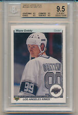 1990 Upper Deck Wayne Gretzky (HOF) (#54) (All 9.5 sub grades) BGS9.5 BGS