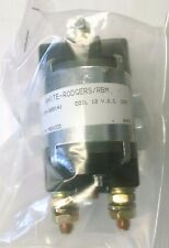 WHITE RODGERS Solenoid 124-205141 Coil 12 v.d.c Continuous T2 3c - NEW
