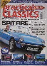 Practical Classics 05/2000 featuring Jensen, Aston Martin, Ford, Jaguar, Triumph