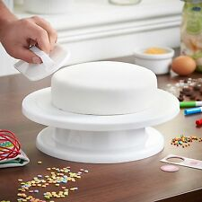 Drehbare Tortenständer Tortenplatte Kuchenplatte Fondant Servierplatte Sinnvoll