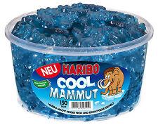 Haribo Cool Mammut in der 1200g Runddose mit langem MHD zum Sonderpreis