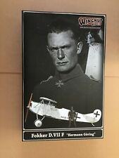 WINGNUT WINGS 1/32 - FOKKER DVII F HEARMANN GORING  BOXED & SEALED
