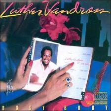 Busy Body by Luther Vandross (CD, Feb-2008, Epic)