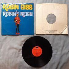 ROBIN GIBB - Robin's Reign - LP 33 RPM - UK 1970 POLYDOR 583085 Stereo