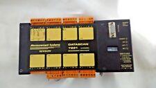 Measurement Systems Datascan 7220 8 Channel Analog Measurement Processor