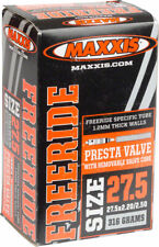 Maxxis Freeride 27.5 Inner Tube 27.5x2.20-2.50 Presta Valve Removable Core