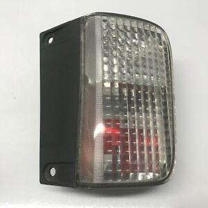 Trafic Vivaro Primastar rear RIGHT bumper light 2001 - 2006 UK Driver O/S