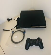 PS3 Playstation 3 Console Slim VGC 160GB