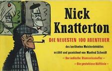 Nick Knatterton 3 (1. Aufl, Z1-2/2), Südverlag