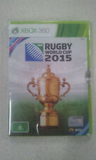 Rugby World Cup 2015 Xbox 360 Game PAL (NEW)
