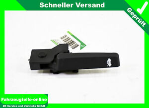 Opel Astra J Hood Latch Lever Interior Estate