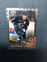 1998-99 Pacific Paramount Special Delivery #19 Mark Messier Vancouver Canucks