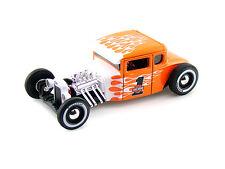 MAISTO 1:24 DISPLAY HARLEY-DAVIDSON 1929 FORD MODEL A Diecast Car 34175 Orange