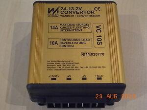 VC10S Wallen 24-12 24v 12v DC-DC Voltage Dropper/Reducer/Converter/Convertor