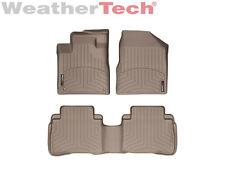 WeatherTech DigitalFit FloorLiner for Nissan Murano - 09-14 -1st/2nd Row - Tan