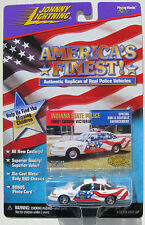JOHNNY LIGHTNING DIRECT MAIL ORDER EXCLUSIVE CROWN VICTORIA INDIANA STATE POLICE