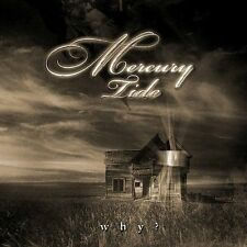 Why? by Mercury Tide (CD, 2003, Century Media) NEW - Angel Dust Tiamat