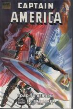 Marvel Comics: Captain America: Road To Reborn Hardcover with dust jacket TPB