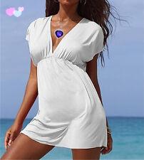 white Bali Hot Kaftan Beach Wear Swim wear Nylon Bikini Cover Up summer dress
