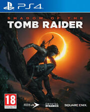 PS4 Shadow of the Tomb Raider 100% Uncut NEU&OVP Playstation 4 Paketversand