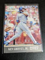 1991 Fleer Ultra Ken Griffey JR. Seattle Mariners #336