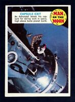 1969 Topps Man on the Moon #29A / Capsule Exit / NM+ Near Mint condition