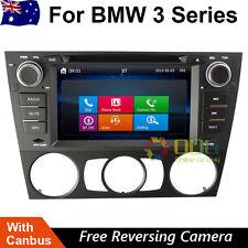 """7"""" Car DVD GPS Stereo Navigation Head Unit For BMW M3 E90 E91 E92 Plug and Play"""