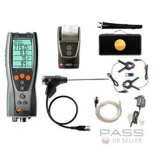 Testo 327-1 Flue Gas Analyser Advanced Kit