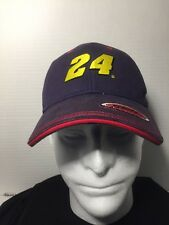 Jeff Gordon #24 Dupont NASCAR Baseball Hat.