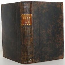JOHN DONNE Poems, with Elegies on the Author's Death EARLY EDITION 1650