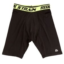 RBX Men's Compression Boxer Briefs with Ventilated Mesh Panels Small (28-30) New