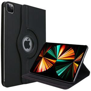 Similicuir 360° Rotatif Étui de Protection Pour Apple IPAD Pro 12.9 (2021) Flip