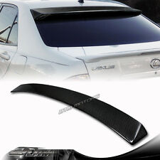 For 2001-2005 Lexus IS300 VIP Style Carbon Fiber Rear Window Roof Wing Spoiler