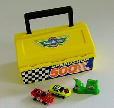 Micro Machines Toolbox Car Customiser Galoob 1990