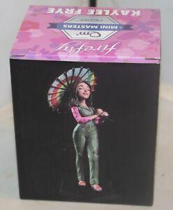 Loot Crate Firefly Kaylee Frye QMx Mini Masters Exclusive Figure w/Box Rare NIB